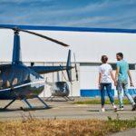 В Шамони-Мон-Блан открылся вертолетный центр