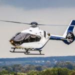 В России появился первый вертолет Н135 c системой Helionix